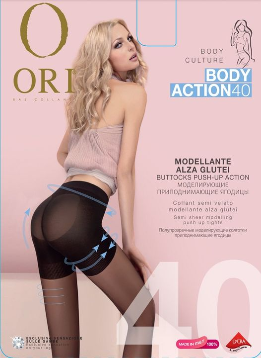 Body Action 40